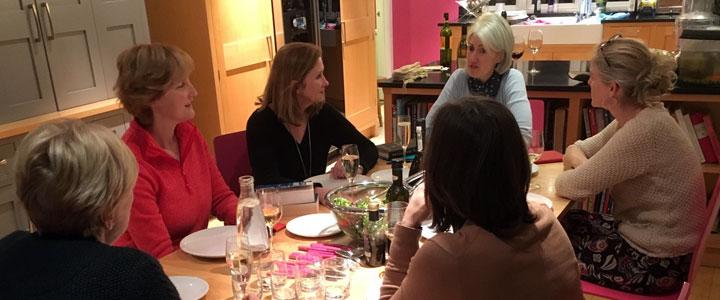 Sharon's Book Club